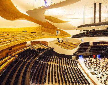 Identité sonore Philharmonie Paris